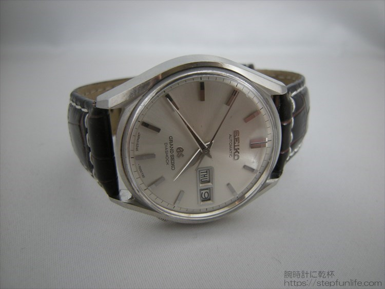 GRAND SEIKOの6246-9000(62GS) 全体写真