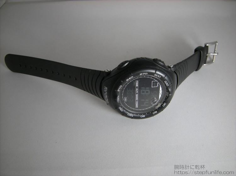 スント ベクター SUUNTO VECTOR HR(ハートレートモニター) 純正ベルト写真
