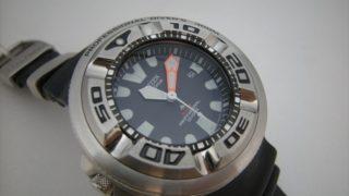 citizen bj8050-08e エコジラ