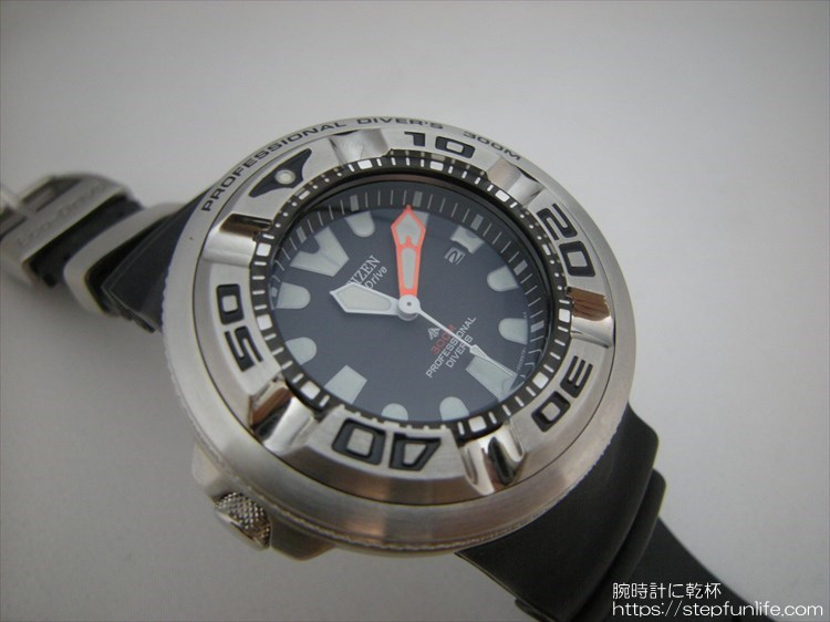 citizen bj8050-08e エコジラ