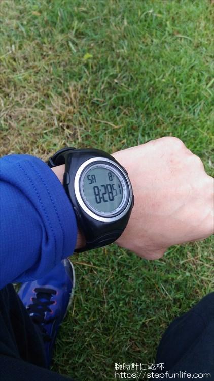 ラドウェザー ペドメーターマスター2 歩数計内臓腕時計 ウォーキング