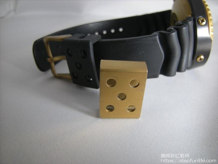 seiko 7c46-7009 ツナ缶 ベルト通し
