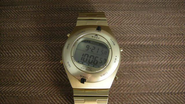 セイコー ジウジアーロ w680-4070