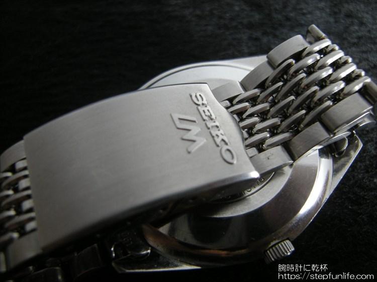 セイコー ロードマチック 5601-9000 バックル