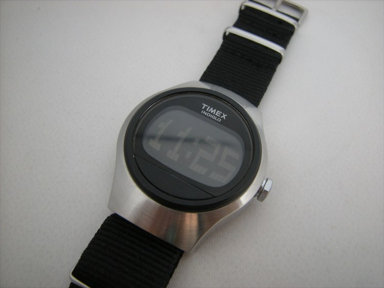 timex(タイメックス)デジタル フェイス