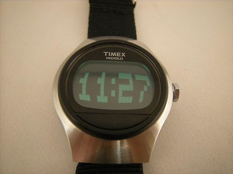 timex(タイメックス)デジタル インディグロナイトライト indiglo