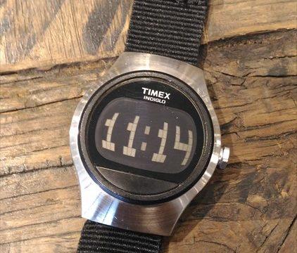 timex タイメックス デジタル