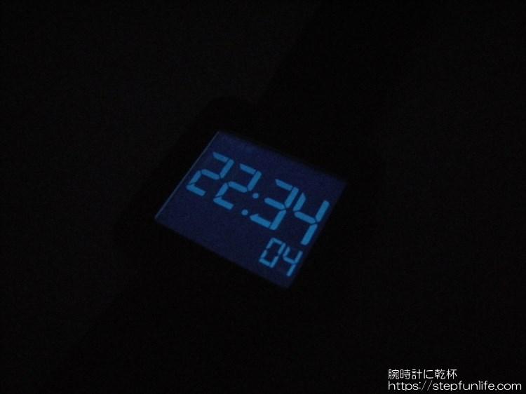 ブラウンウォッチ(BRAUN WATCH) BN0046 バックライト