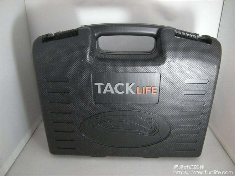 TACK LIFEのミニルーター RTD35ACL ケース