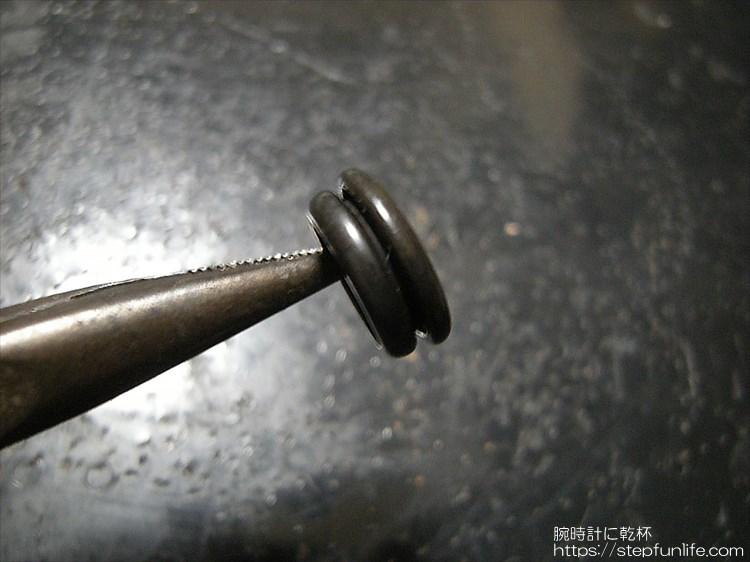 自作L字ファスナー財布 ダブル  ジャンパーホック型アタッチメント