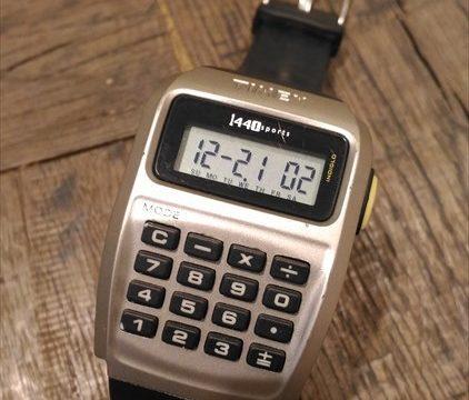 タイメックス カリキュレーター 1440