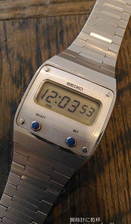 seiko-f231-500b オールドデジタル