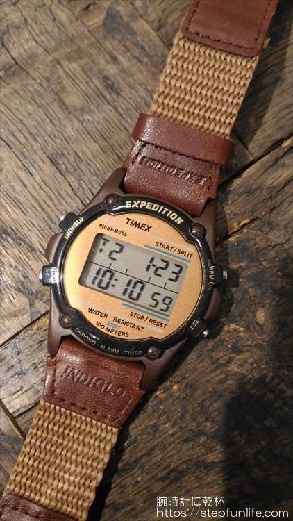 タイメックス エクスペディション (timex expedition) フェイス