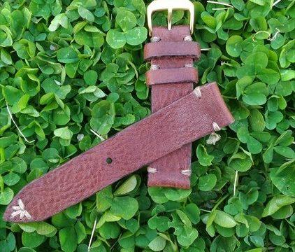 腕時計のベルトを自作