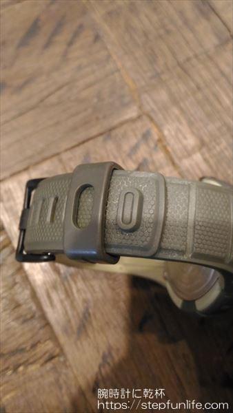 タイメックス エクスペディション T49612 ベルトストッパー