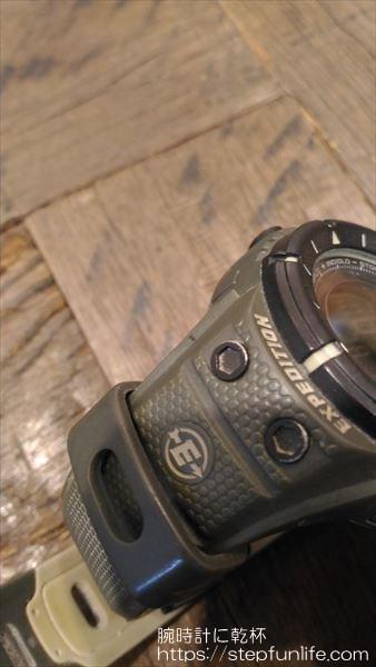 タイメックス エクスペディション T49612 六角ボルト