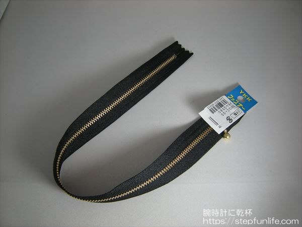 L字ファスナー財布(リザード革)  ykkファスナー