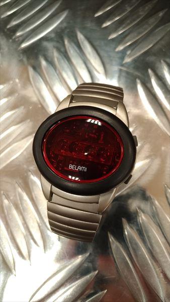 ベラミ(BELAMI)LEDウォッチ フェイス2