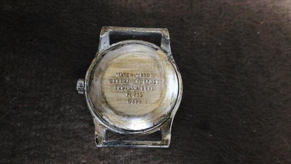ダイソー 500円腕時計 ミリウォッチ 電池交換 手順 完成