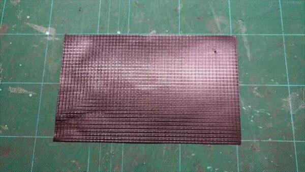 L字ファスナー財布を自作。お札スルーシステム用レザー