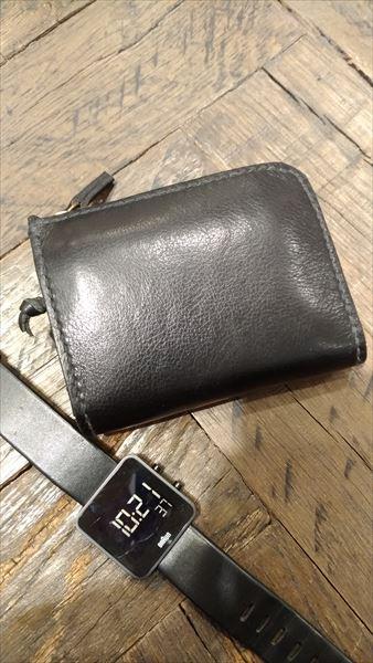 L字ファスナー財布を自作。完成イメージ3