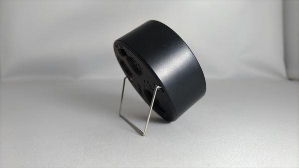 ダイソー ミニ クロック (daiso mini clock) スタンド