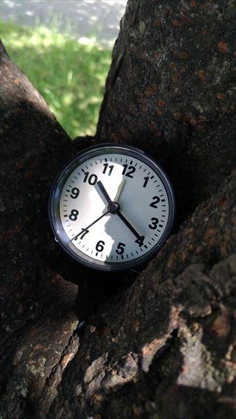 ダイソー ミニ クロック (daiso mini clock) イメージ