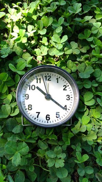 ダイソー ミニ クロック (daiso mini clock) イメージ3
