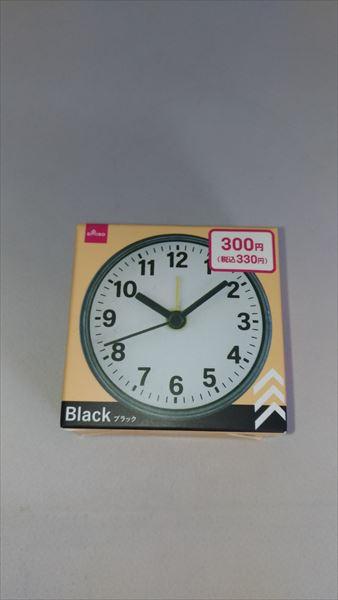 ダイソー ミニ クロック (daiso mini clock) パッケージ1