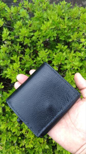 小さい財布を自作。イメージ2
