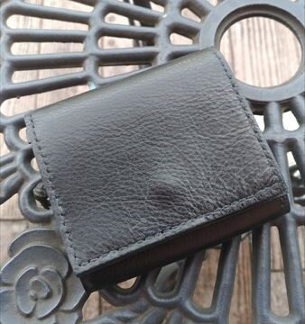 小さい(コンパクト)2つ折り財布を自作