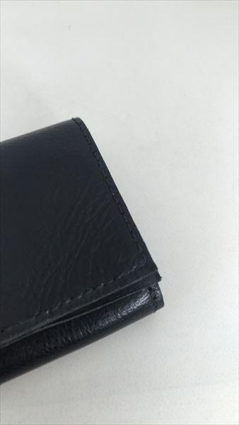 小さい財布を自作。お札確認機能