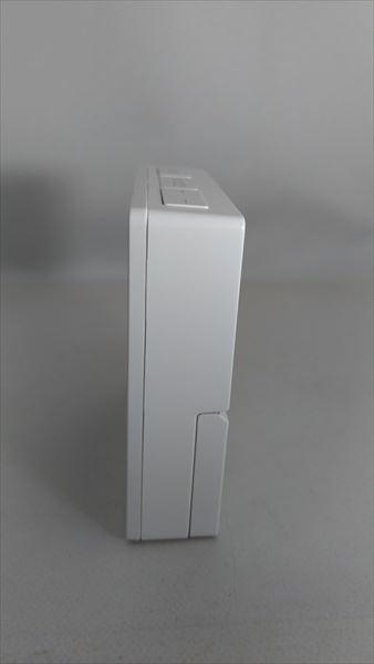 ダイソー 500円デジタル置時計(温湿度計付き) サイド
