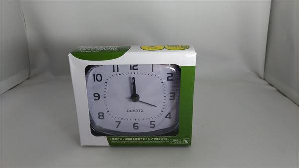 ダイソー リメイク ウォッチ 材料 目覚まし時計