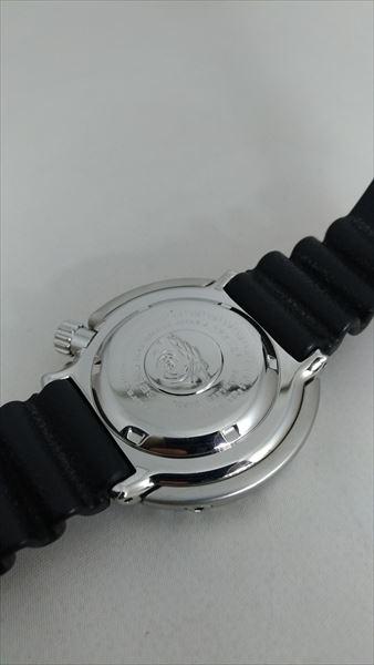 セイコー マリーンマスター  ツナ缶 SBBN017 7C46 電池交換 完了2